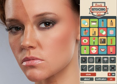 Photoshop Plugin - Beauty Retouching Kit v3.0