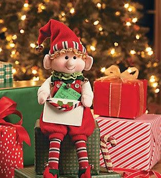 Decoración Navideña, Elfos