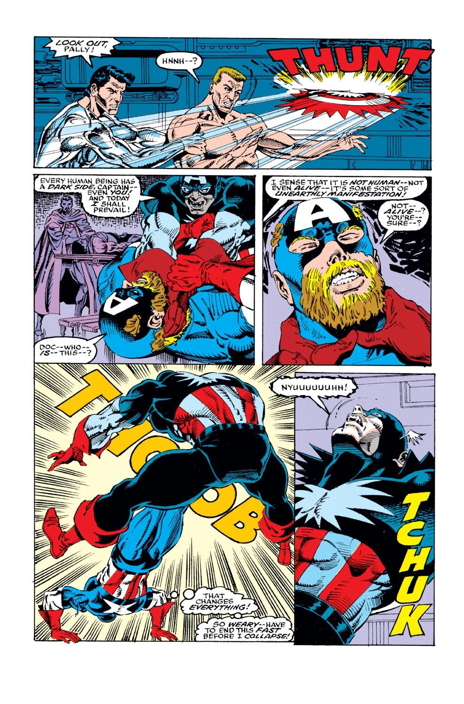 Captain America (1968) Issue #408 #357 - English 6