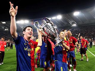Barcelona: O campeão da Champions League gera mais dinheiro do que nunca