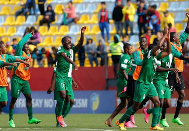 Chile World Cup 2015: Victor Osimhen's stunner wins FIFA U17 cup