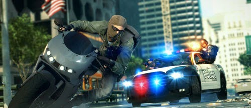 Battlefield Hardline new game for the PC, PS4 and Xbox One
