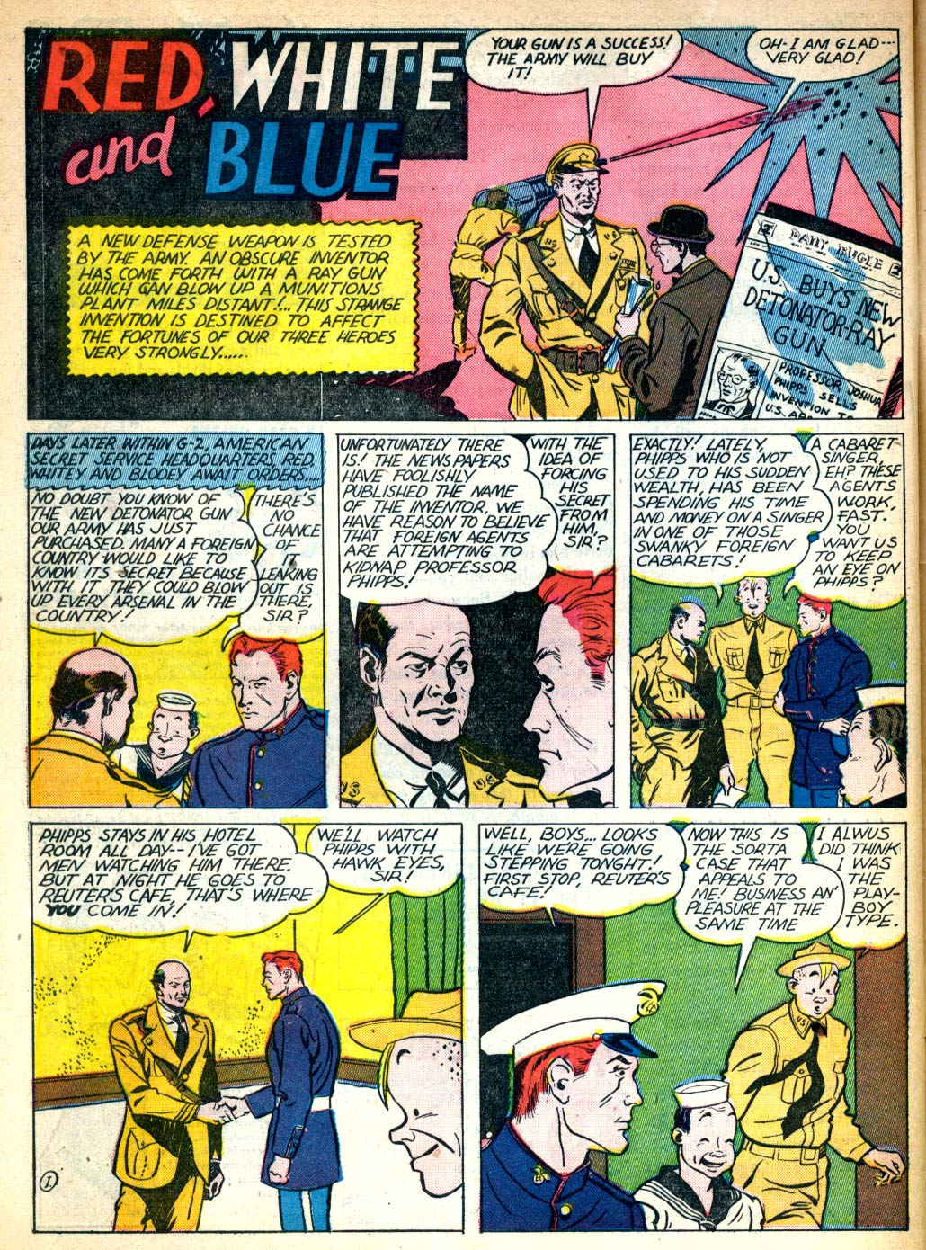 Read online All-American Comics (1939) comic -  Issue #28 - 58