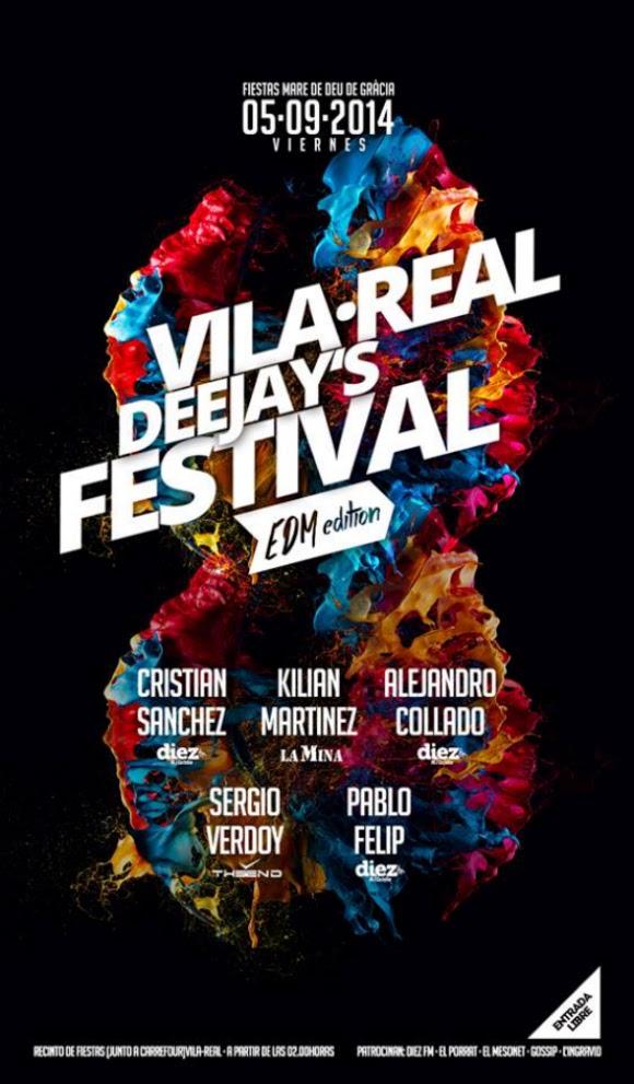 Vila-Real Deejays Festival