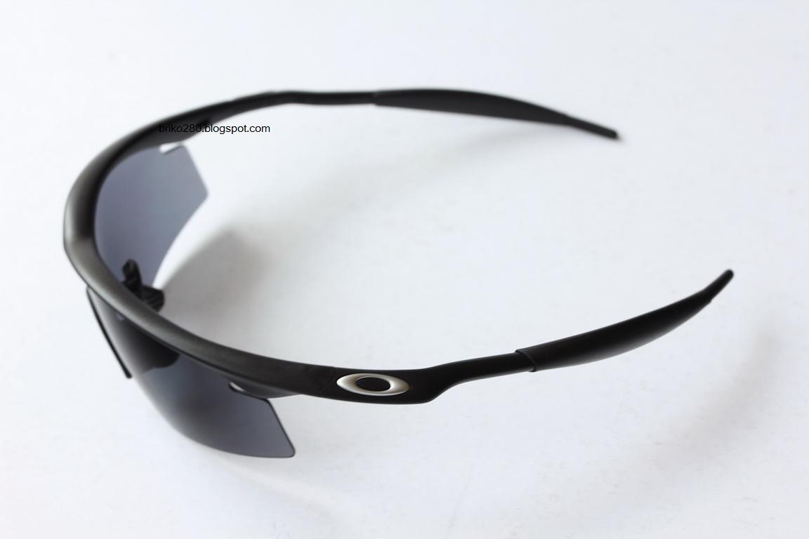 eb281845359 Oakley M Frame Sweep Polished White Jade Iridium « Heritage Malta