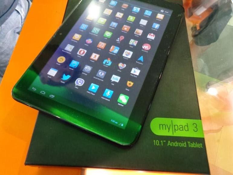 MyPhone MyPad 3