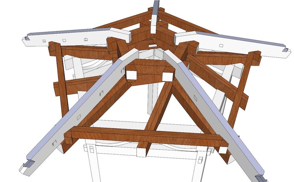 The Carpentry Way Story Of Gazebo VII