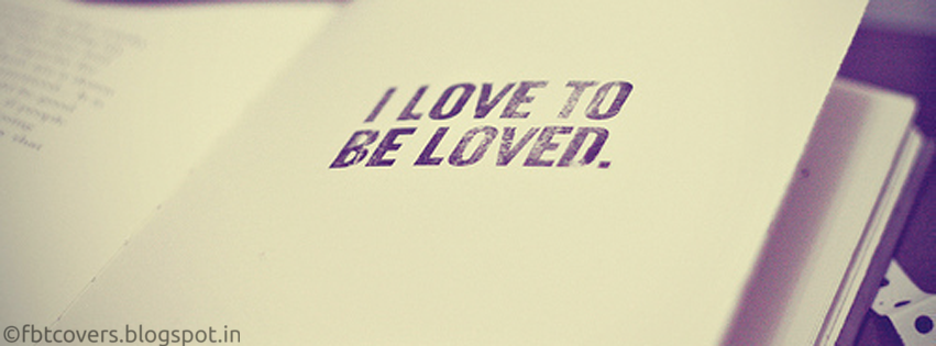 love quote facebook cover facebook covers