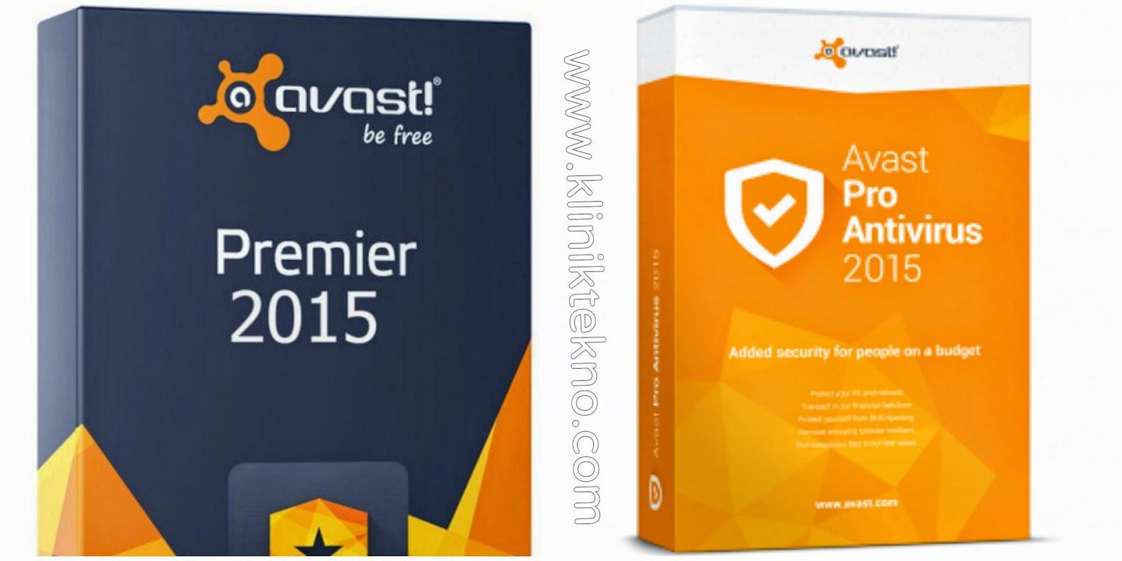 Gratis AVAST PRO dan Premier Antivirus Full Version Terbaru 2015