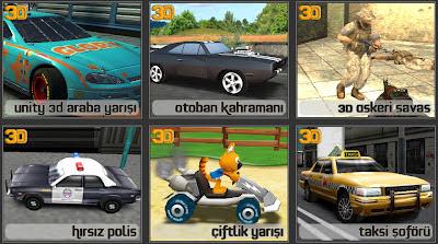 3D Online Oyunlar