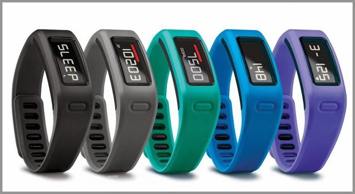 vívofit - Pulseira pulseira inteligente para atletas - Um bom aplicativo de corrida pode substituí-la muito bem