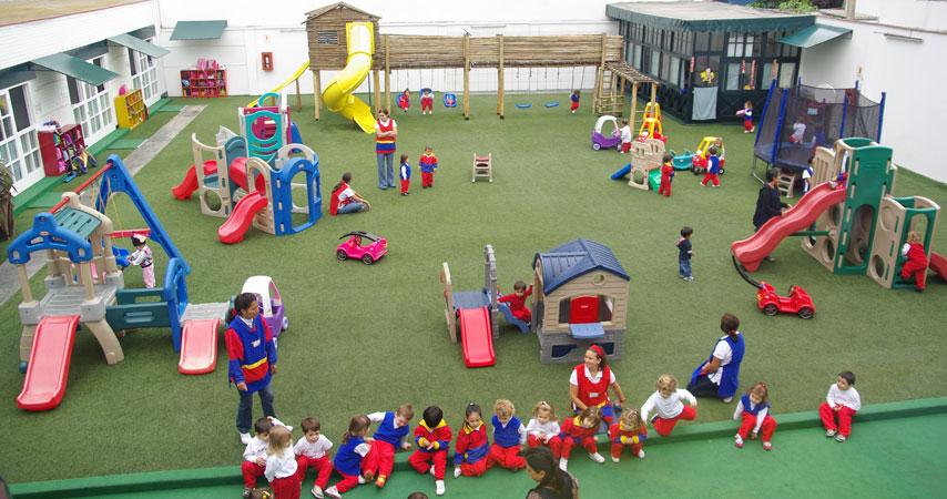 Peque os gigantes for Cronograma jardin infantil 2015