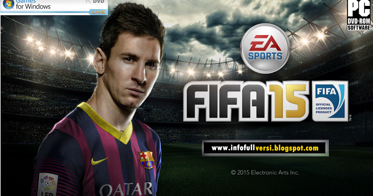 Download Game Pc Fifa 15 Full Version Single Link Knowledge Amp All Full Version