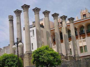 Córdoba,Columnas Corintias