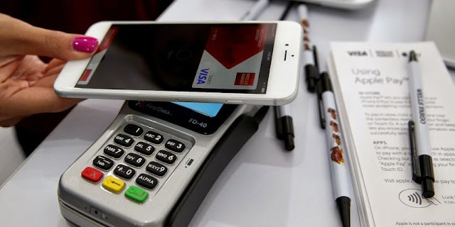 Apple Pay, le paiement sans contact débarque en Europe