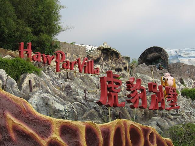tempat wisata di singapore paling populer