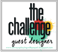 The Challenge #30 Guest Designer