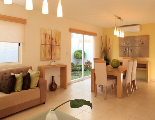 Decoraci n minimalista y contempor nea elegante y - Paginas de decoracion de casas ...