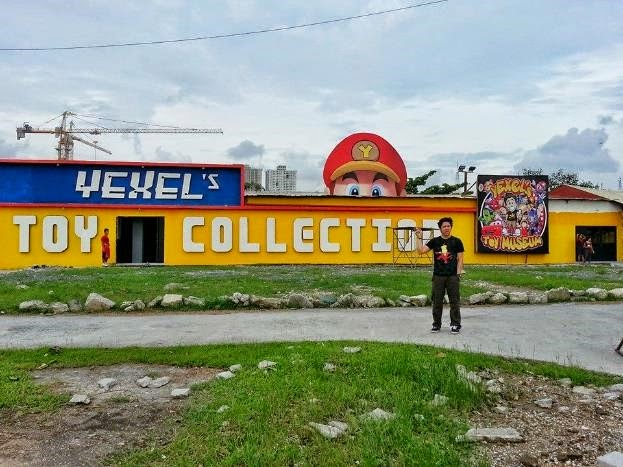 Toying Around Manila: Yexel's Toy Collection