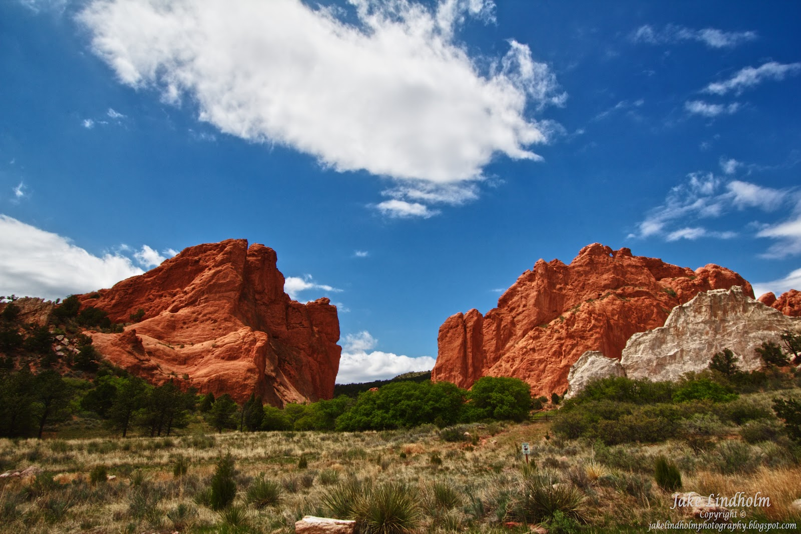 Jake lindholm photography may 2012 - Garden of the gods colorado springs co ...