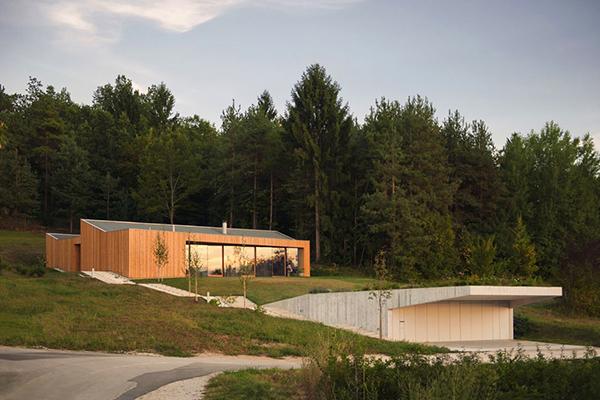 Diseño de interiores & arquitectura: casa abierta con espacio ...