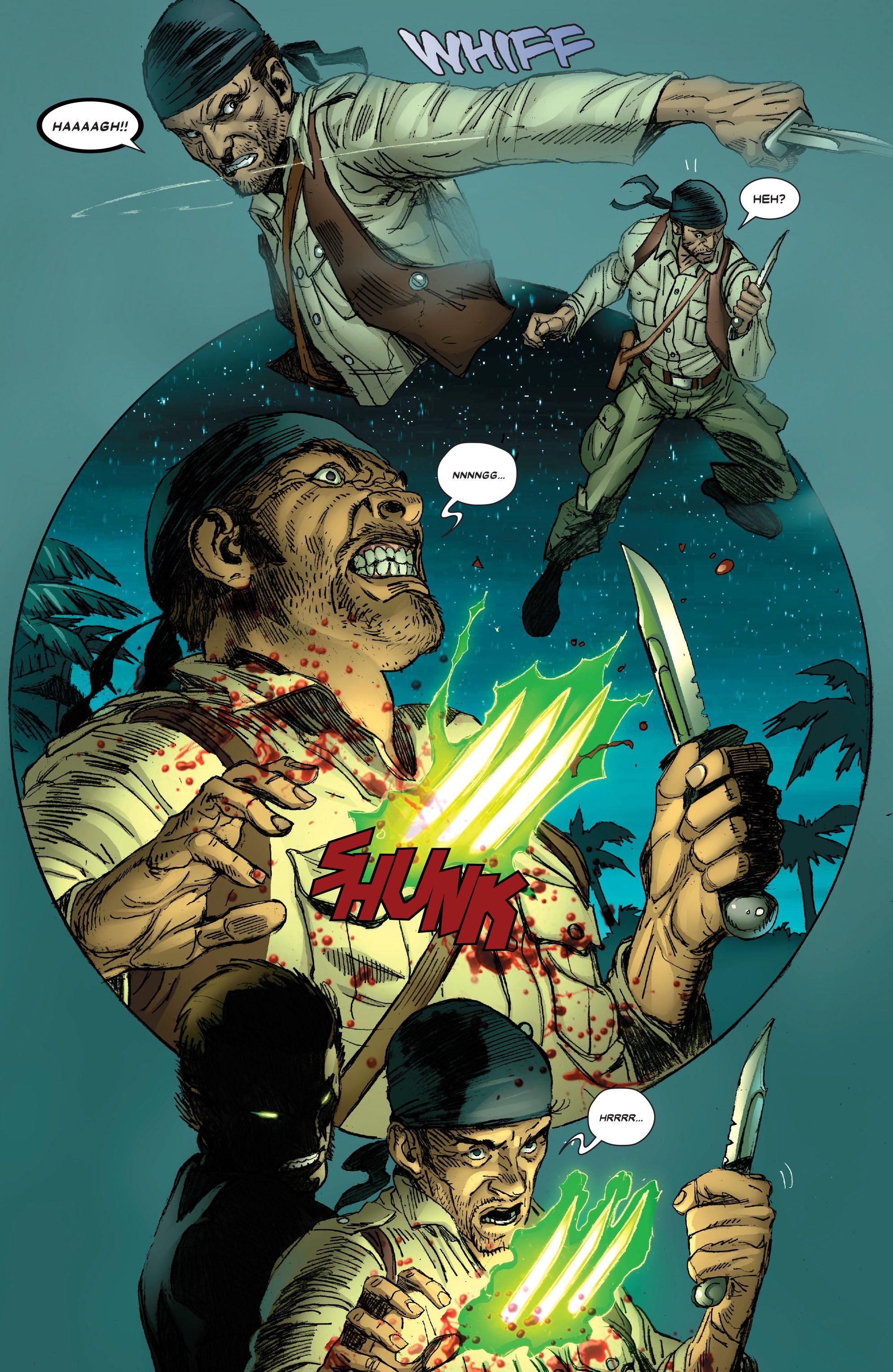 Wolverine: Weapon X #1 #16 - English 9