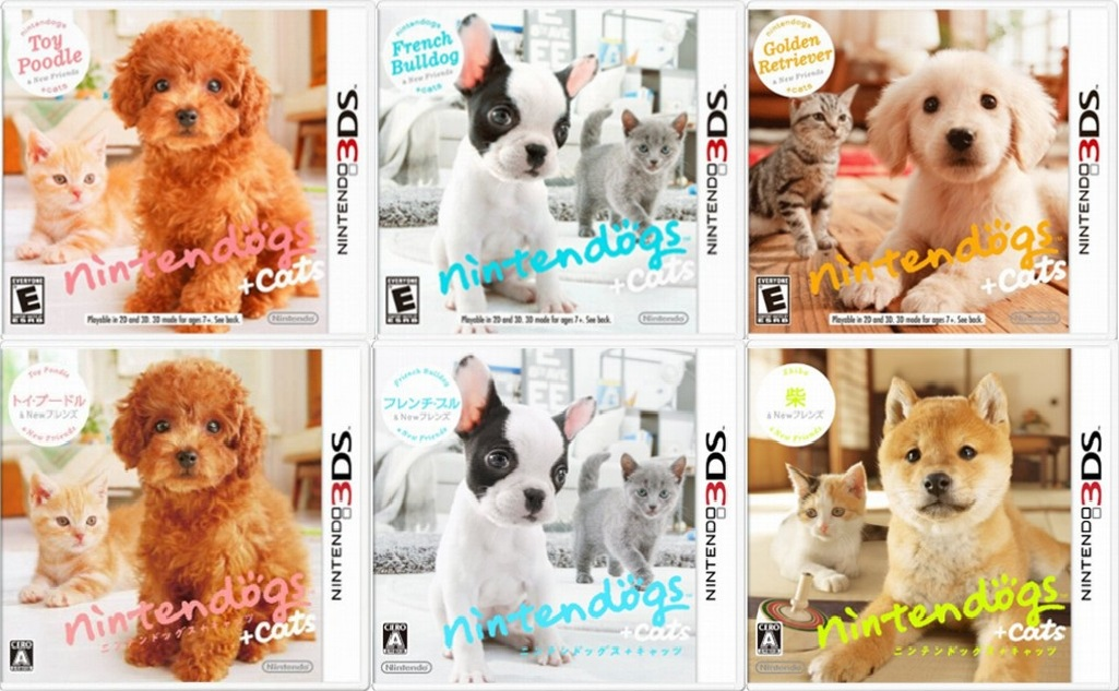Nintendog Cats Ds