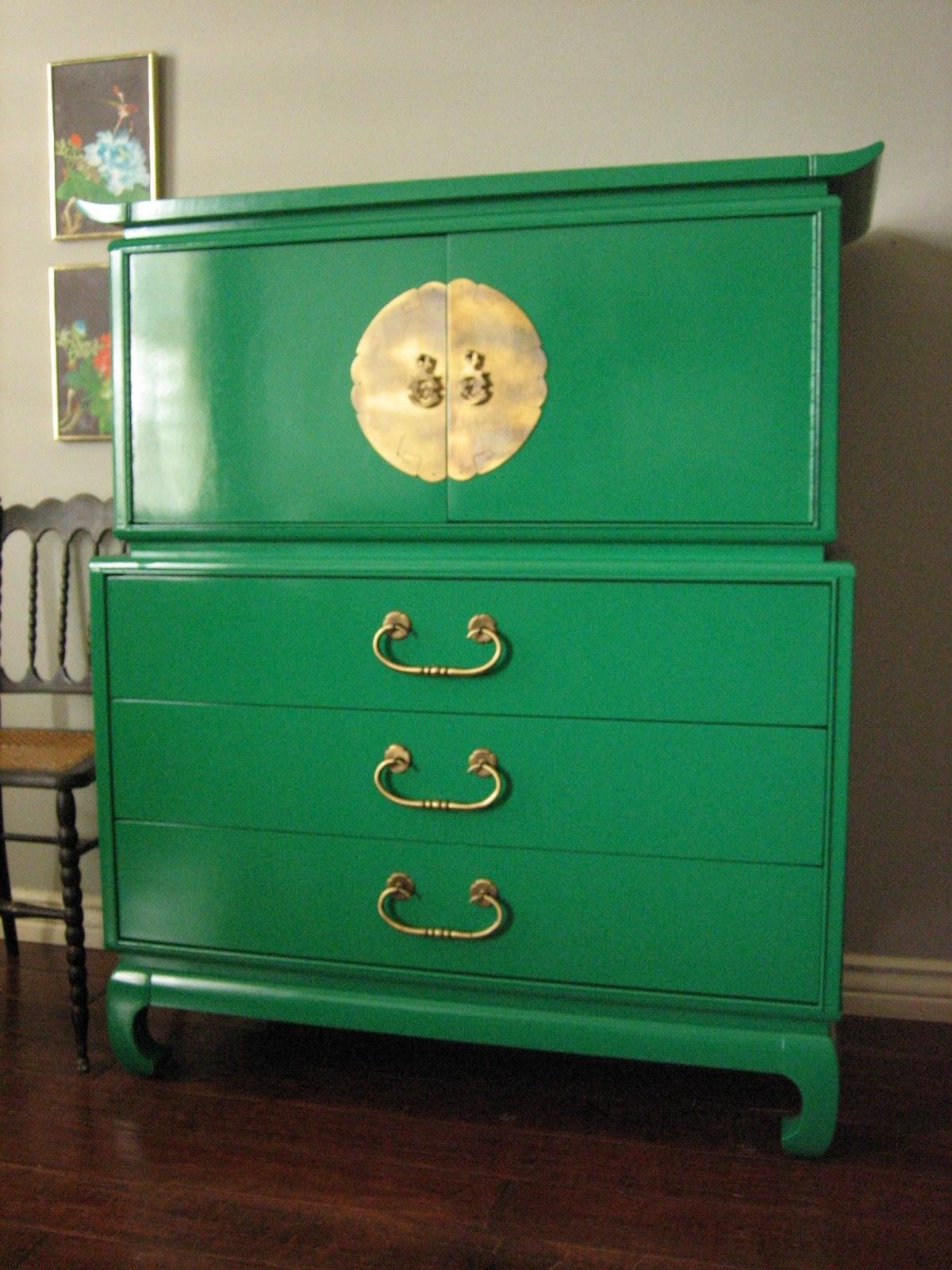 Euro European Paint Finishes Refinished Repurpose Furniture Dresser Vintage  Antique Glossy Glam Glamour Blog Diy Mcm Retro Modern Storage Cabinet  Armoire ...