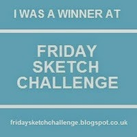 Friday Sketch Challenge #65 Winner