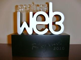 PREMIOS WEB RIOJANOS 2010