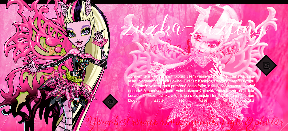 MH Zuzka – Monster High