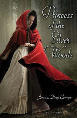 Princess of the Silver Woods, by Jessica Day George (review)