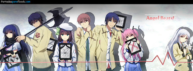 portadas para facebook de anime