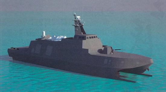 مفهوم الشبحية و تطبيقها في المجال البحري  Stealth%2Bwarship%2Bins%2Bshivalik%252Ctaiwan%2Bstealth%2Bwarship-739654