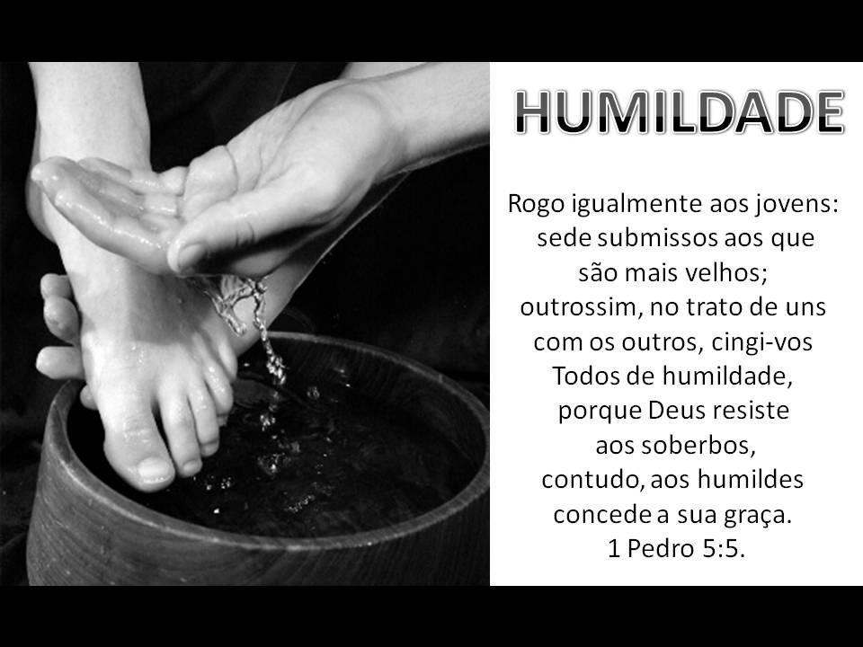 humildade a igual a simplicidade