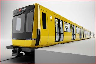 U-Bahn: Ab 2015 im Einsatz – So sehen Berlins neue U-Bahn-Züge aus, aus Berliner Morgenpost