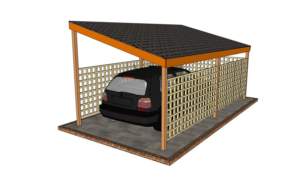 Carport Gazebo Plans 187 Woodworktips