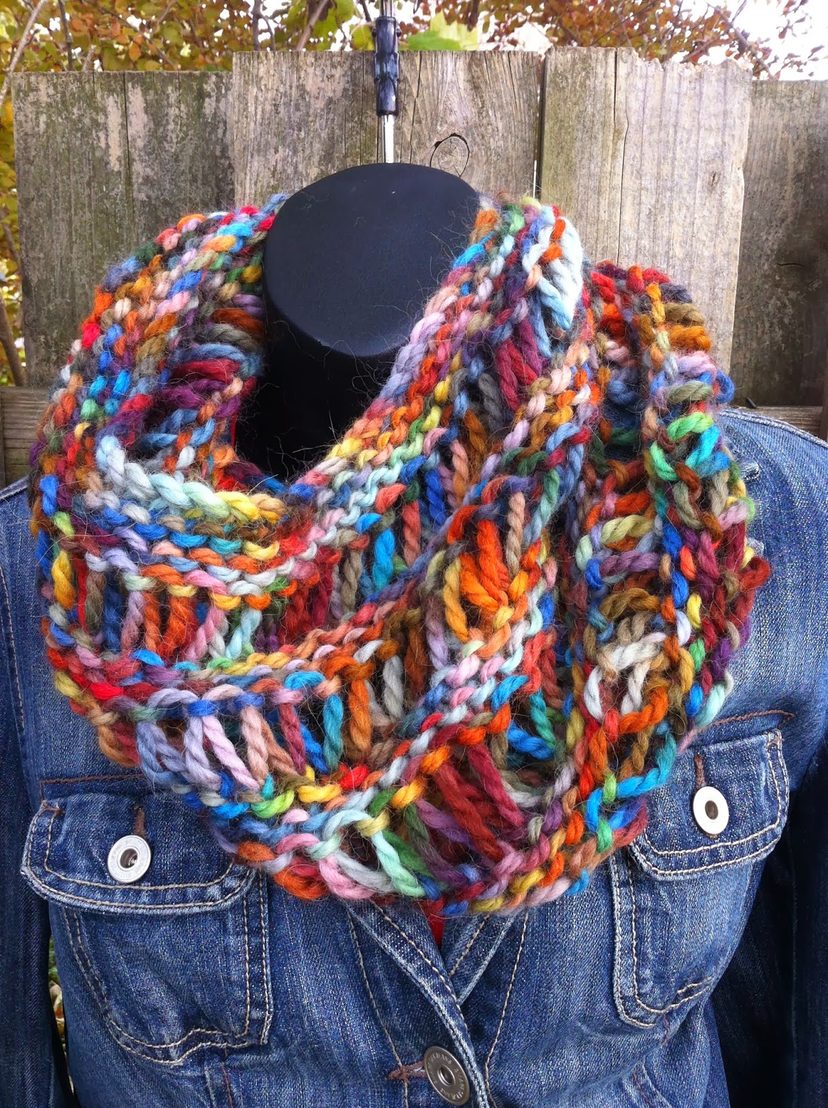 A Really Good Yarn: Dropping Stitches