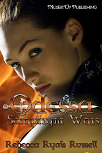 Odessa of Seraphym Wars YA Series