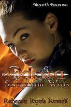 Odessa of Seraphym Wars YA Series