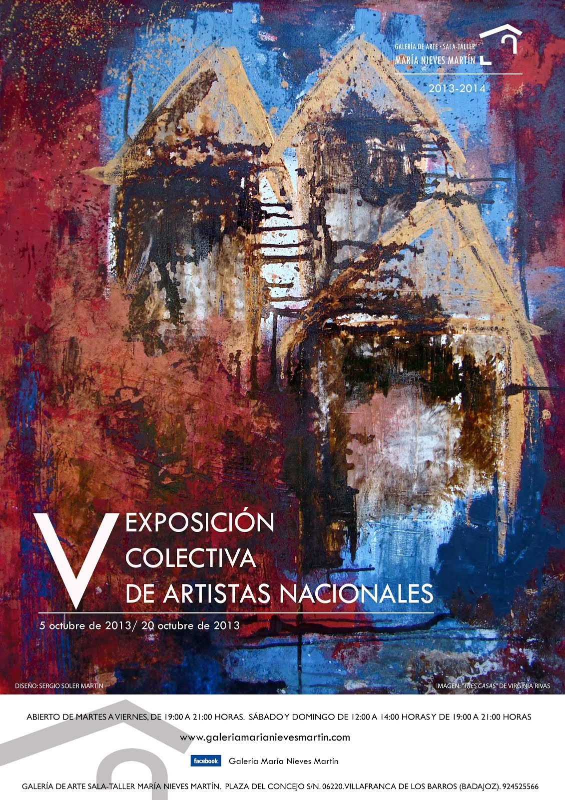 V Exposición Colectiva de Artistas Nacionales