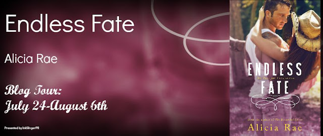 Blog Tour: Endless Fate by Alicia Rae