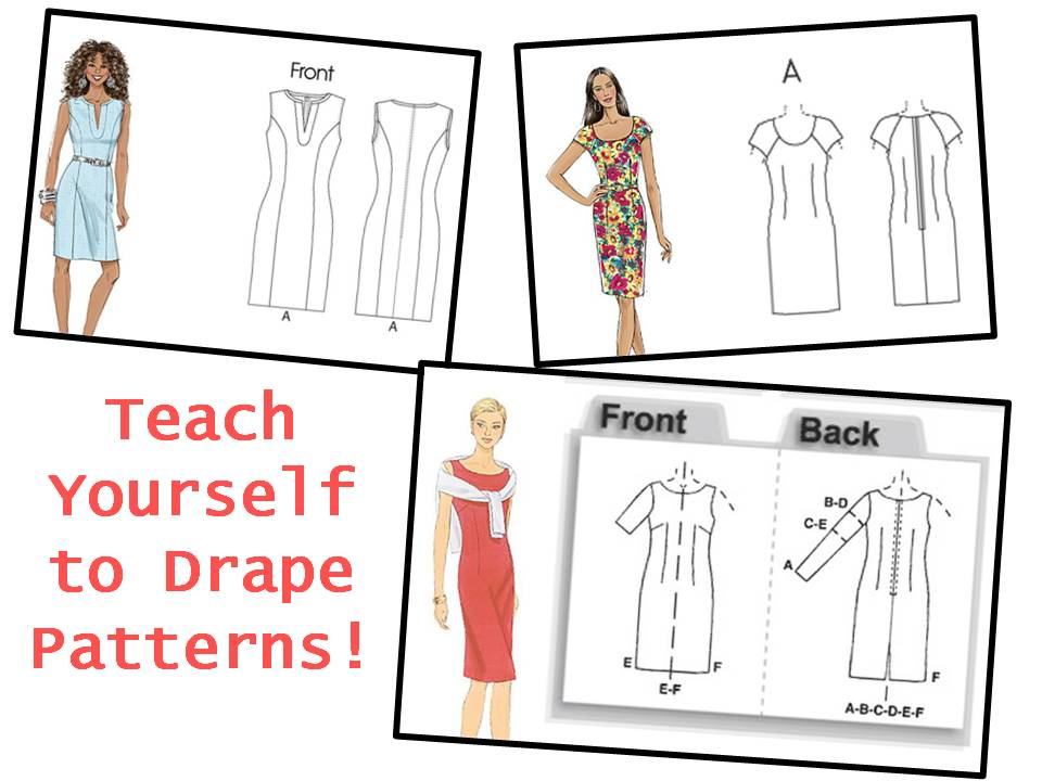 draping for apparel design pdf