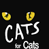 """Super Discount for L.A. """"CATS for Cats"""" Benefit!"""