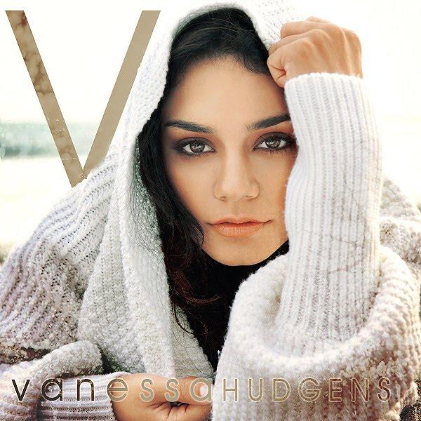 Vanessa Hudgens V Album Cover