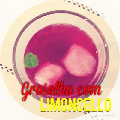 Doces ou Salgados #04 - Groselha // Sweet or Salty #04 - Currant Juice