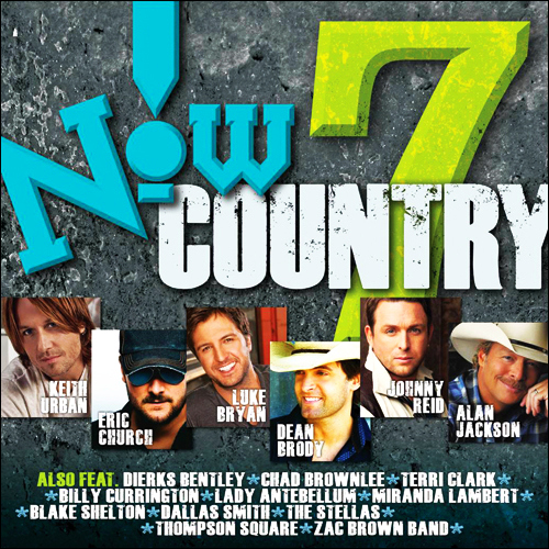 Now Country 7   Canadian Edition 2012