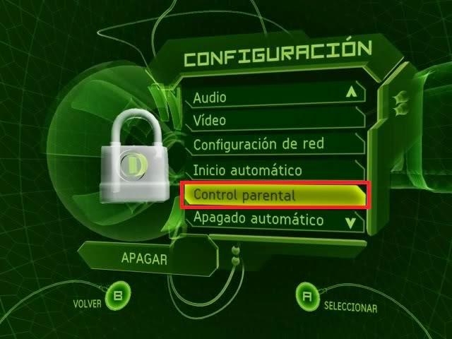 Bypass Parental Controls on Original Xbox