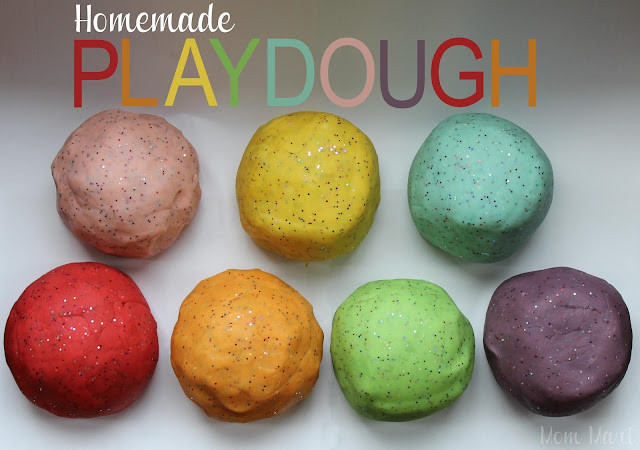 The Best Homemade Playdough with Kool-Aid
