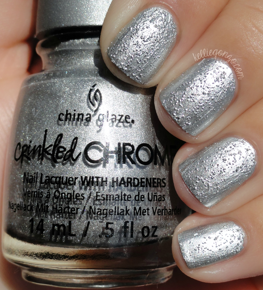 China Glaze - Aluminate